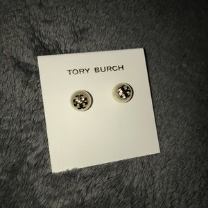 Tory Burch Pearl stud earrings
